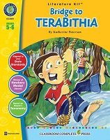 Bridge to Terabithia Lit Kit (study guide)