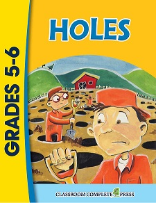 Holes Lit Kit (study guide)
