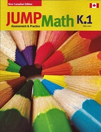 Jump Math K Part 1 (HCOSK, BCK)