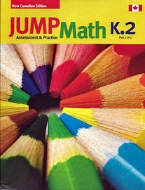 Jump Math K Part 2 (HCOSK, BCK)