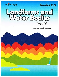 Landforms and Water Bodies Level 1 (BC3)