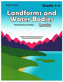Landforms and Water Bodies Level 2 (BC3)