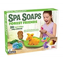 Spa Soaps Forest Friends (gift ideas, creativity, craft)