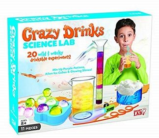 Crazy Drinks Science Lab (chemistry, cooking)