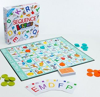 Sequence Letters Game (BCK)
