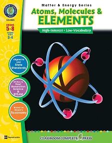 Atoms Molecules & Elements (BC4, BC7)