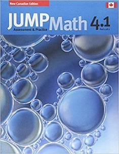 Jump Math 4 Part 1 (BC4)