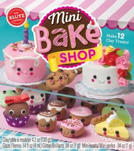 Klutz Mini Bake Shop (gift ideas) no bake air dry clay