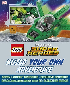 Lego Build Your Own Adventure - DC Comics Super Heroes