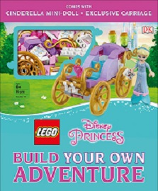 Lego Build Your Own Adventure Disney Princess