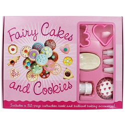 Fairy Cakes and Cookies Baking Kit (gift idea,