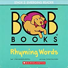 Bob Books Rhyming Words (BCK, BC1)