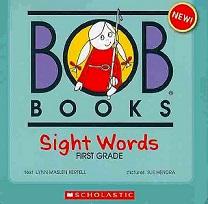Bob Books Sight Words Grade 1 (BC1)