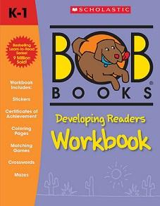 Bob Books Developing Readers WORKBOOK
