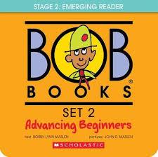 Bob Books Set 2 Advanced Beginners (BCK. BC1))