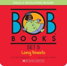 Bob Books Set 5 Long Vowels (BC1)