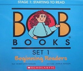 Bob Books Set 1 - Beginning Readers (BCK, BC1)
