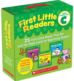 First Little Readers Pack C (BCK, BC1,BC2)