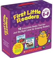 First Little Readers Pack E-F (BCK, BC1,BC2)