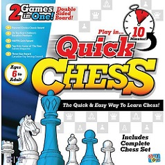 Quick Chess ( 2 games in one)