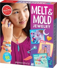 Klutz Melt & Mold Jewelry (Mould, gift ideas)