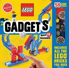 Klutz Lego Gadgets (gift ideas)