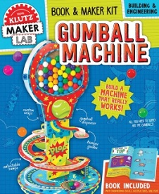 Klutz Gumball Machine (simple machines, gift ideas, physics)