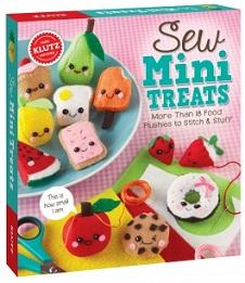 Klutz Sew Mini Treats (sewing, gift ideas)