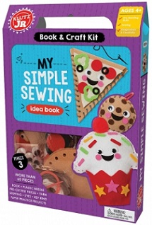 Klutz My Simple Sewing (sewing, gift ideas)
