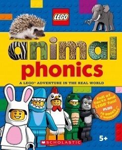 Lego Animal Phonics Set (BCK, BC1, BC2)