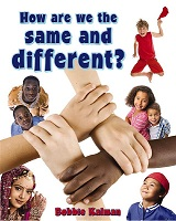 How are we the same and different?  BCK