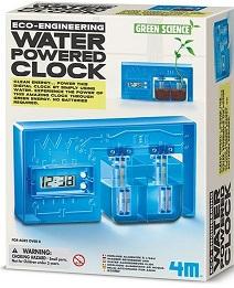 Water Powered Clock (water, energy)
