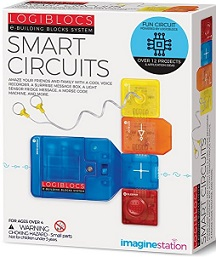 Logiblocs Smart Circuits Kit (electricity, circuits)