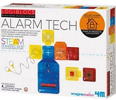 Logiblocs Alarms & Door Bell Kit (circuits, electronics)