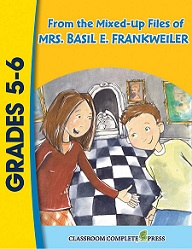 From the Mixed-up Files of Mrs Basil E. Frankweiler Lit Kit (Novel not incl.) (Study Guide, BC5)