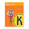 Horizons Math Kindergarten Student Book 2 (Faith-based, BCK)