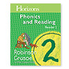 Horizons Phonics and Reading Grade 2 Student Reader 1  (faith based)