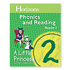 Horizons Phonics and Reading Grade 2 Student Reader 2  (faith based)