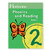 Horizons Phonics and Reading Grade 2 Student Book 1  (faith based)