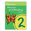 Horizons Phonics and Reading Grade 2 Student Book 2  (faith based)