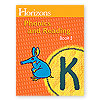 Horizons Phonics and Reading Kindergarten Student Book 2  (faith based)