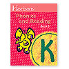 Horizons Phonics and Reading Kindergarten Student Book 3  (faith based)