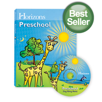Horizons Preschool Box Set  (faith based)