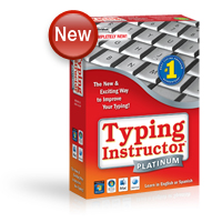 Typing Instructor Platinum  (WINDOWS ONLY)