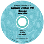Exploring Creation with Biology Multimedia Companion CD (Apologia, Faith based)