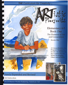 Artistic Pursuits Grade 4-5 Book 1  (Fine Arts, BC4, BC5)