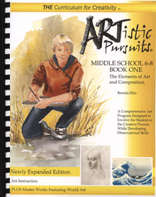 Artistic Pursuits Grade 6-8 Book 1  (Fine Arts, BC6)