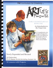 Artistic Pursuits Grade K-3 Book 1  (Fine Arts, BC1, BC2, BC3)