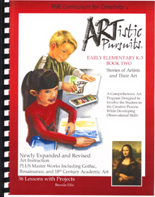 Artistic Pursuits Grade K-3 Book 2  (Fine Arts, BC1, BC2, BC3)