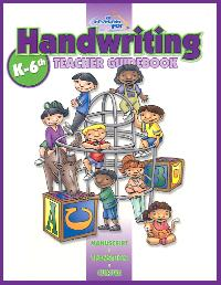 A Reason For Handwriting K-6 Comprehensive Teacher Guide( faith based)